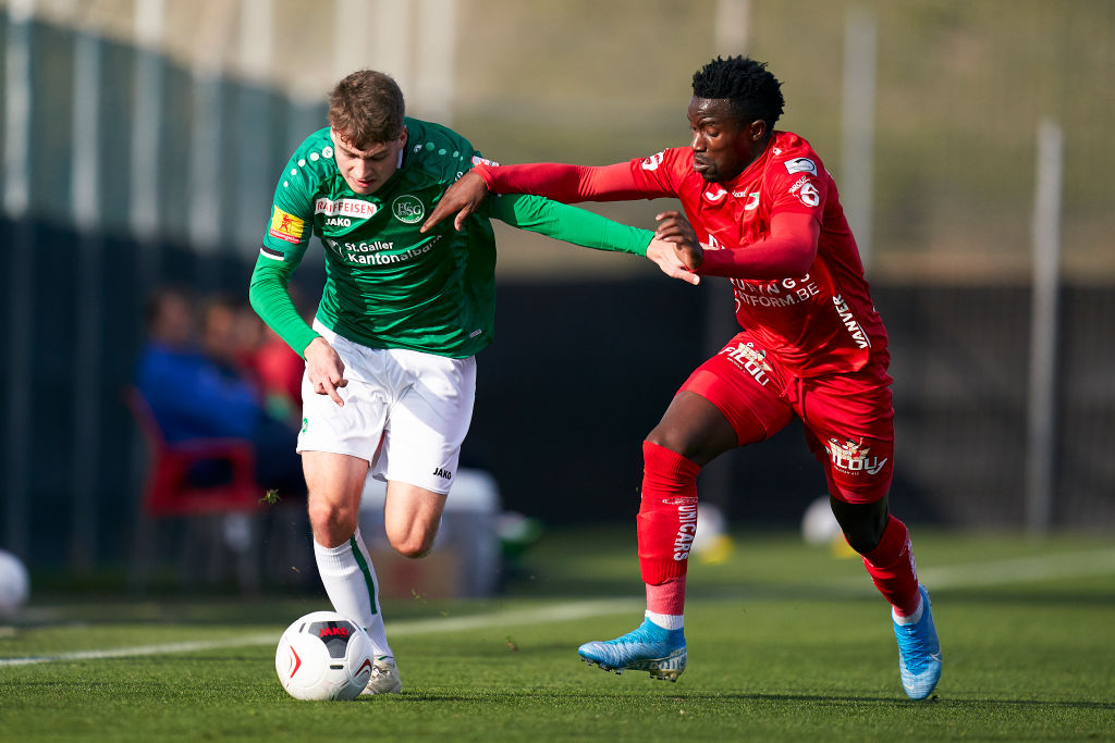 ST Gallen v KV Oostende - Friendly