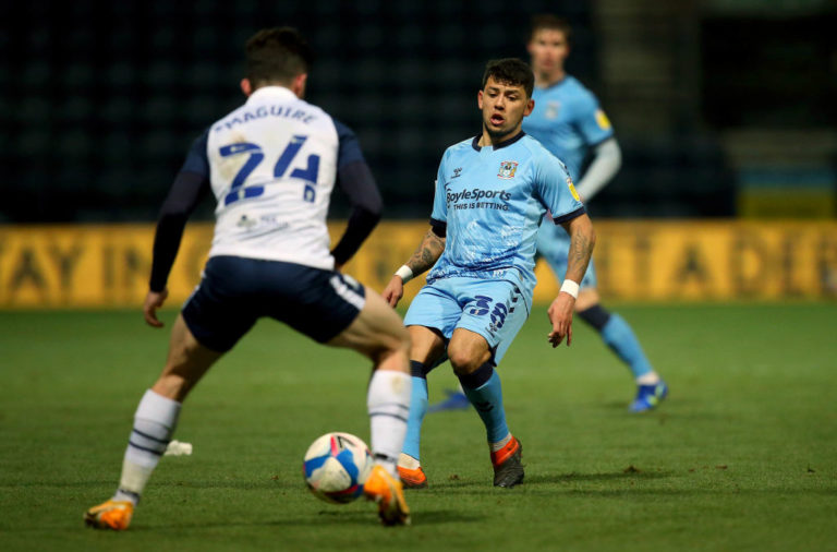 Preston North End v Coventry City - Sky Bet Championship