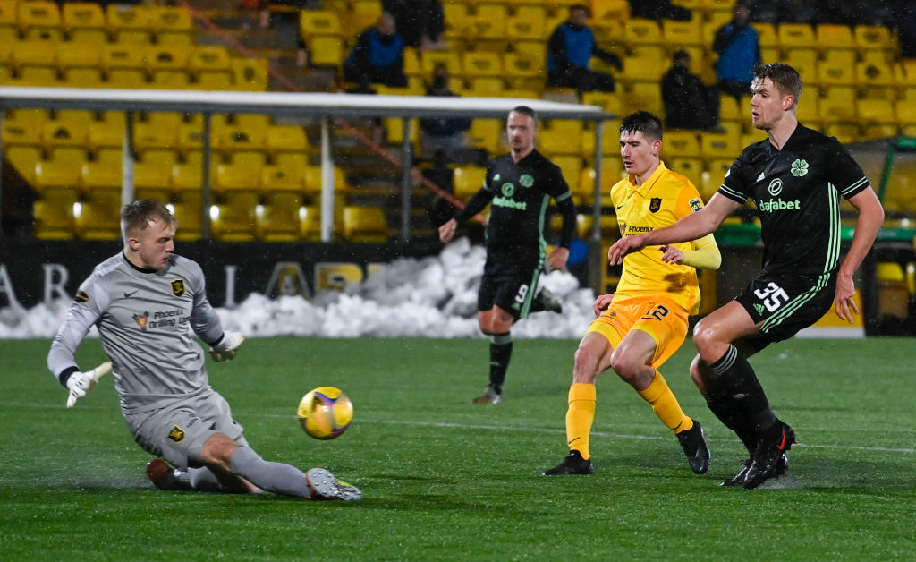 Livingston v Celtic - Ladbrokes Scottish Premiership