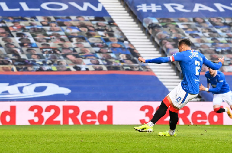 Rangers v Ross County - Ladbrokes Scottish Premiership