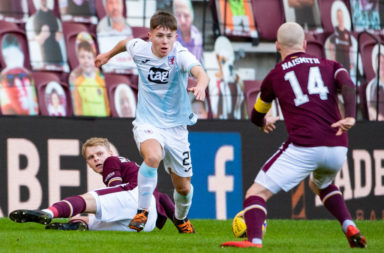 Rangers Heart of Midlothian v Raith Rovers - Scottish Championship