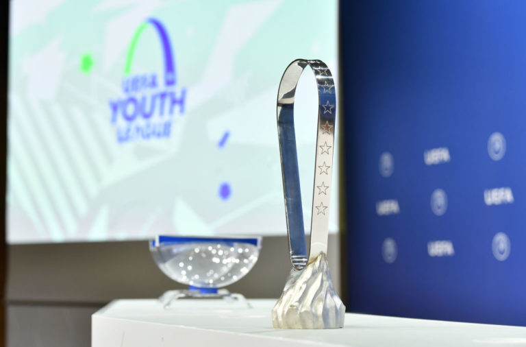 Rangers UEFA Youth League 2020/21 Round Of 64 Draw