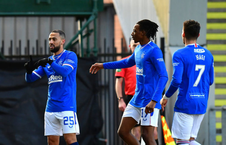 Rangers star in possible World Cup switch as nation eye ...