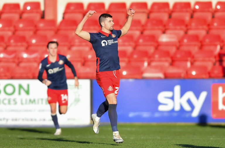 Crewe Alexandra v Sunderland - Sky Bet League One