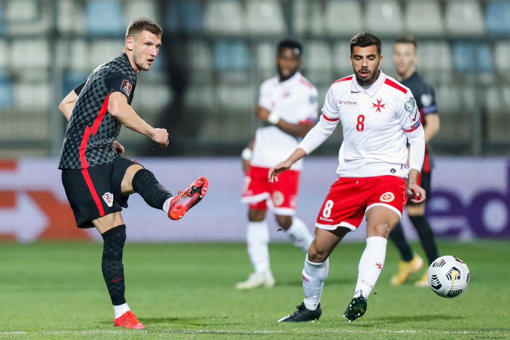 Croatia v Malta - FIFA World Cup 2022 Qatar Qualifier