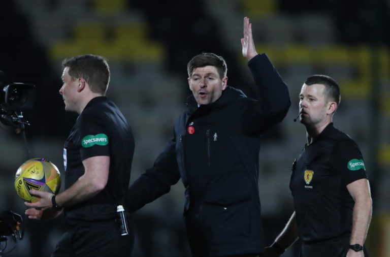 Livingston v Rangers - Ladbrokes Scottish Premiership