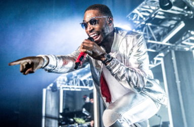 Tinie Tempah Performs At The Capital FM Arena
