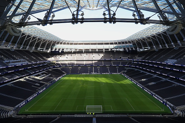 Tottenham Hotspur New Stadium Fan Event