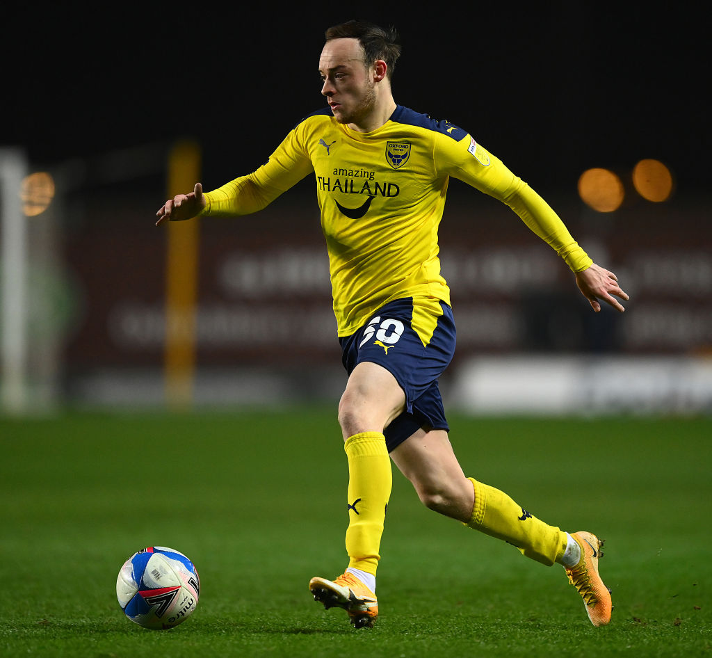 Oxford United v Peterborough United - Sky Bet League One