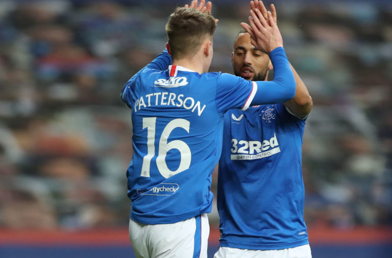 Rangers update hints star has recovered from Celtic knock, could still miss St Johnstone clash