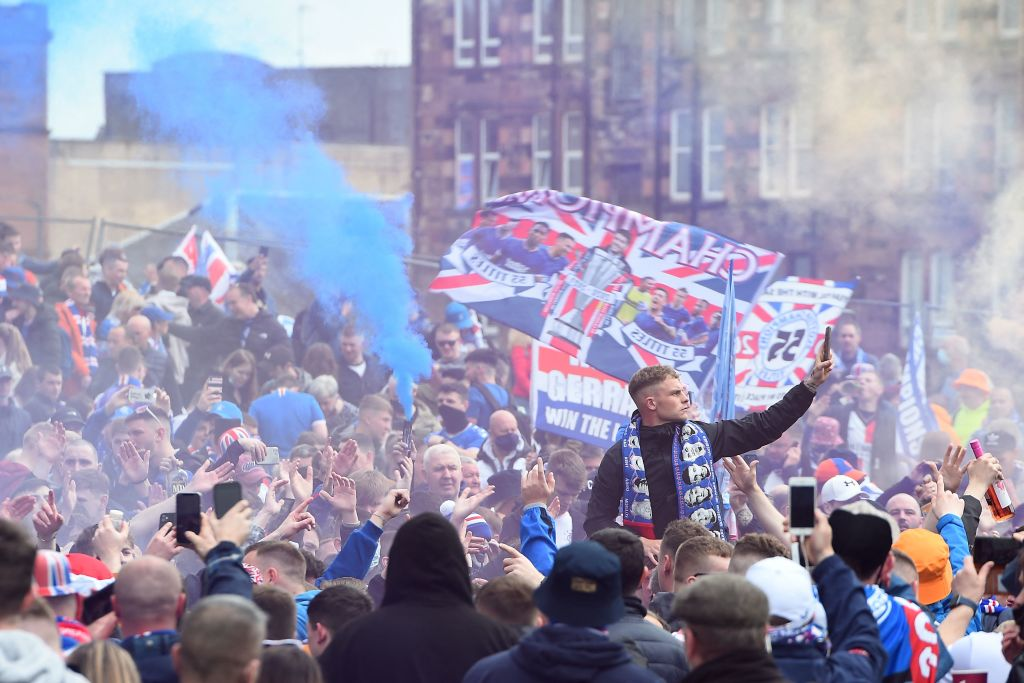"""Rangers fans rue key absence v Malmo; want him """"back for second leg"""""""