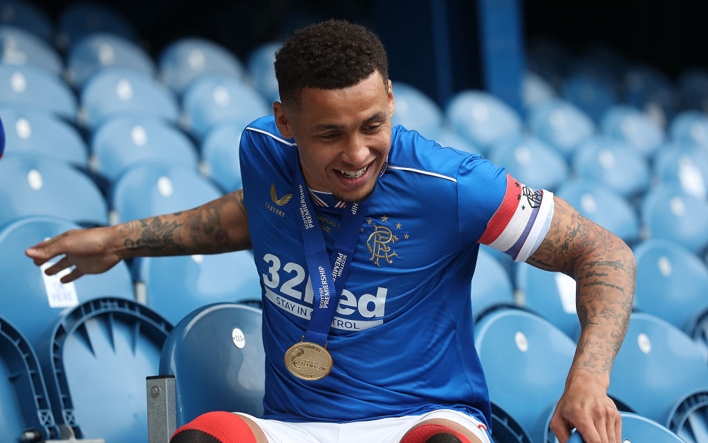 Rangers icon in FIFA 21 Ultimate Team TOTS as revenue tops £1bn