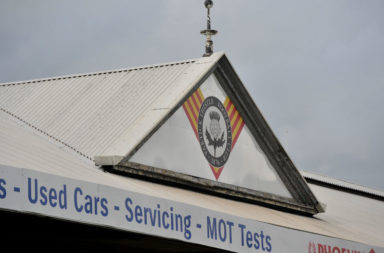 Partick Thistle v Dundee United - Scottish Premiership