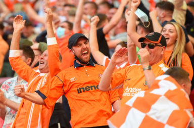 Blackpool v Lincoln City - League One Play Off Final