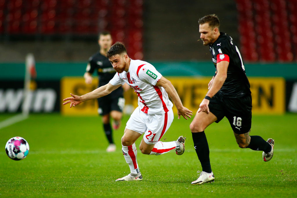 1. FC Koeln v VfL Osnabrueck - DFB Cup: Second Round