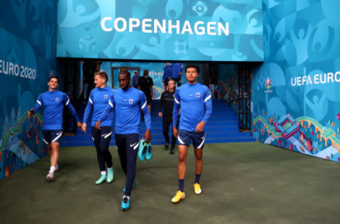 Finland Training Session and Press Conference - UEFA Euro 2020: Group B