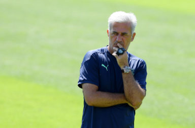 Switzerland Training Session and Press Conference - UEFA Euro 2020: Group A