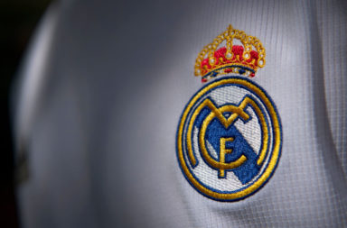 The Real Madrid Club Badge