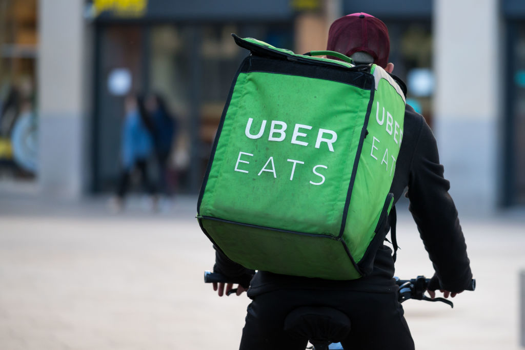 """Rangers sign """"excellent partnership"""" deal with takeaway giant Uber Eats"""