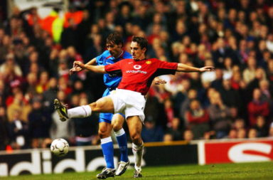 Gary Neville clashes with Paolo Vanoli